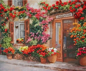beautiful, love, and flowers image