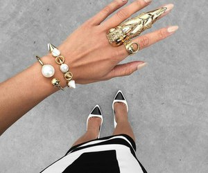 fashion, style, and ring image