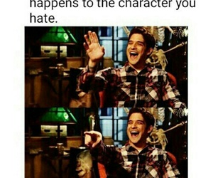 teen wolf, funny, and tyler posey image