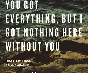 Lyrics, music, and ariana grande image
