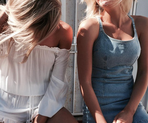 fashion, summer, and street syle image