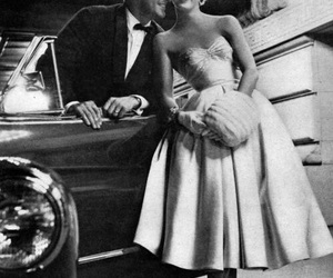 50s, vintage, and couple image