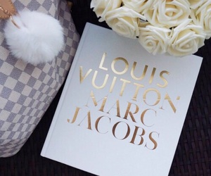 Louis Vuitton, marc jacobs, and fashion image