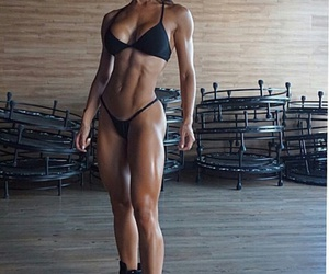 fit, gym, and work hard image
