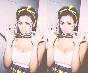 marina and the diamonds and hipster image