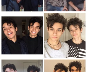 lucas, marcus, and twins image