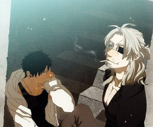 gangsta and anime image