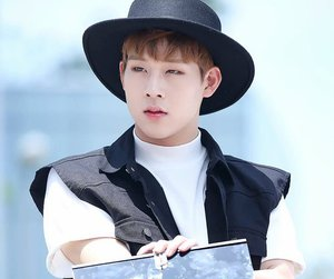 jooheon, monsta x, and kpop image