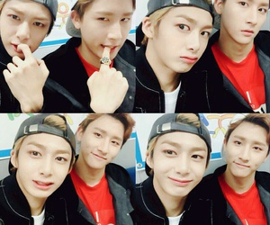 i.m, hyungwon, and monsta x image