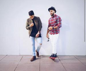 bromance, fashion, and adam saleh image