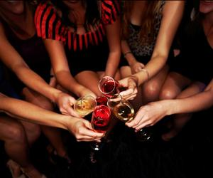 alcohol, nightclub, and party image
