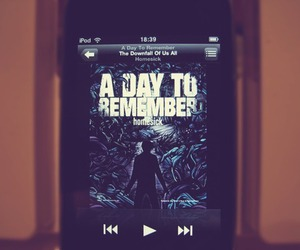 homesick, a day to remember, and adtr image