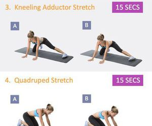 exercises, motivation, and workout image