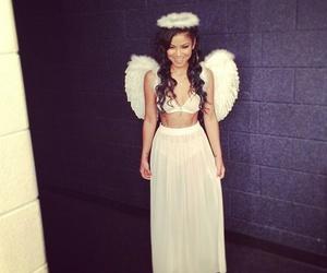 jhene aiko, angel, and beautiful image