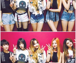 le, exid, and solji image