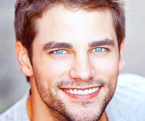 boy, eyes, and brant daugherty image