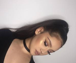 makeup, fashion, and hair image