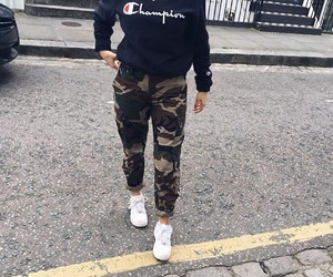 champion and style image