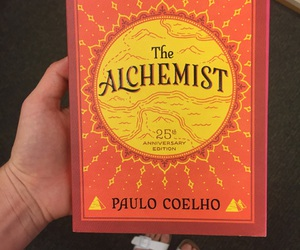 adventure, alchemist, and bibliophile image