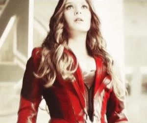 elizabeth olsen, scarlet witch, and Avengers image