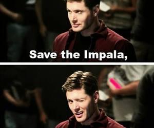 Jensen Ackles and supernatural image
