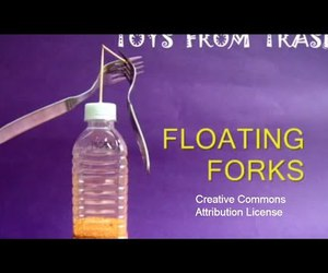 forks, video, and toothpick image