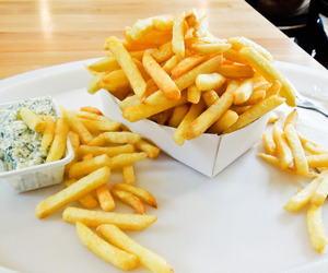 de, fries, and Ghent image