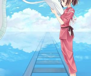 anime and spirited away image