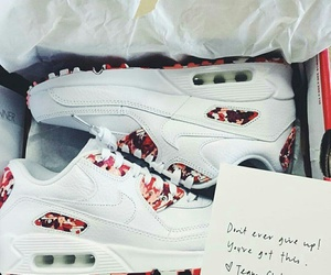nike air max and shoes image