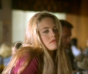 Clueless, aerosmith, and alicia silverstone image