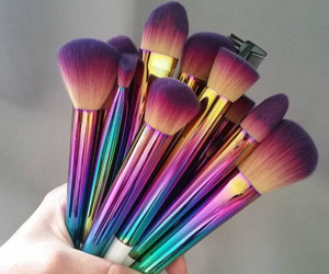 Brushes, colourful, and lovely image