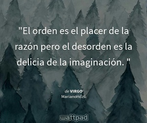 frases, orden, and virgo image
