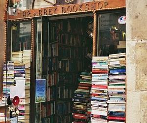 book, vintage, and bookshop image