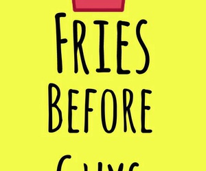 fries and guys image
