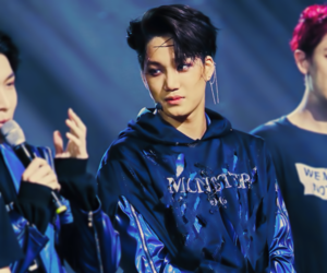 exo, kai, and jongin image