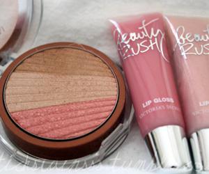 makeup, make up, and blush image