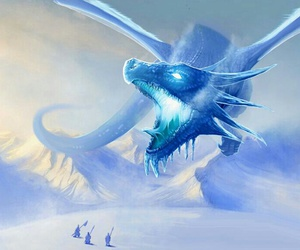 dragon ice image