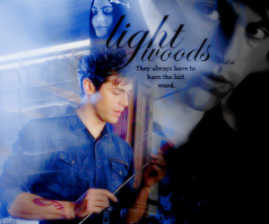izzy, shadowhunters, and alec lightwood image