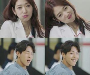 doctors, couple, and korea image