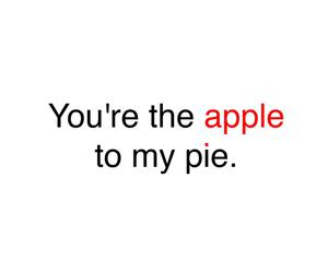 apple, pie, and together image