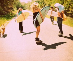 surf, skate, and friends image