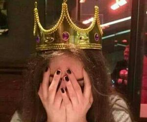 dark, header, and Queen image