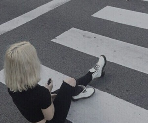 grunge, alternative, and girl image