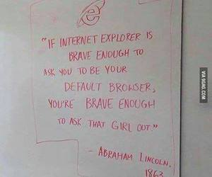 funny, internet, and quote image