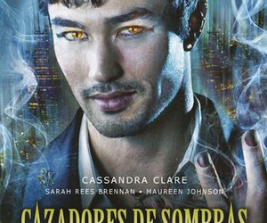 book, magnus bane, and shadow hunters image