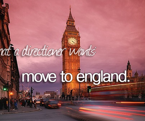 london, one direction, and what a directioner want image