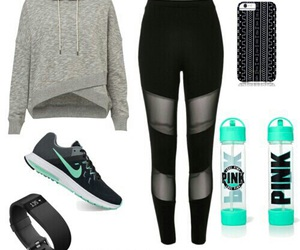 motivation, outfit, and sports image