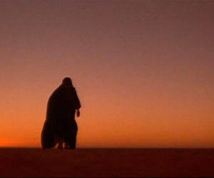 cinematography and Lawrence of Arabia image