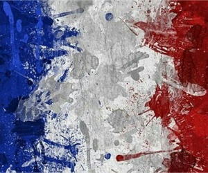 2016, hate, and france image