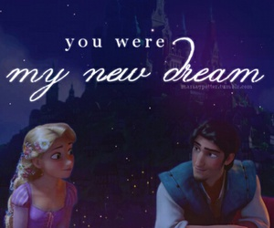 tangled, Dream, and rapunzel image